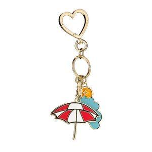 🏖Victoria's Secret Beach Umbrella Keychain